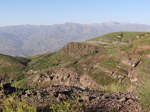 اراضی ملی البرز مرکزی
